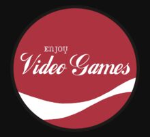 Enjoy Video Games by ColaBoy