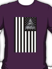Illuminati Flag T-Shirt