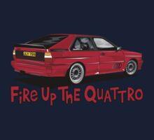 Audi Ur-Quattro Kids Tee