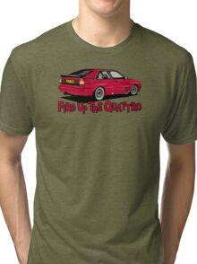 Audi Ur-Quattro Tri-blend T-Shirt