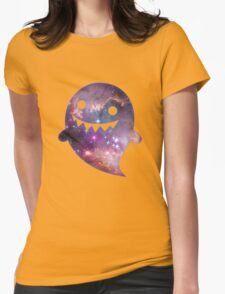 Space Ghost Womens Fitted T-Shirt