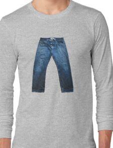 Jeans Long Sleeve T-Shirt