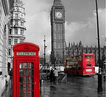 London iPhone 4/4S Case by IRobsooon