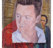 Portrait of Hart Crane by robertpriseman