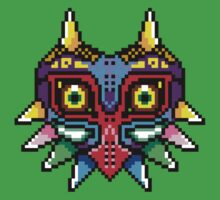 Majora's Mask Retro by AxerLopdan