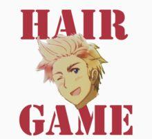 APH Denmark: Hair Game by kali123
