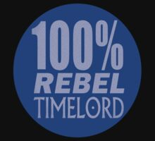 100% Rebel Timelord by moali