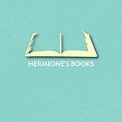 Hermione's Books by Charliejoe24