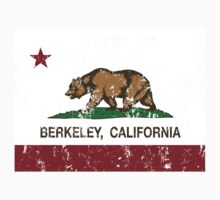 Berkeley California Republic Flag  Kids Clothes