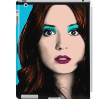 Amy Pond Pop Art (Doctor Who) iPad Case/Skin
