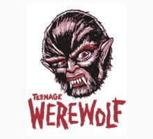 TEENAGE WEREWOLF by ManiYackMonster