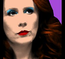 Donna Noble Pop Art by rachwho