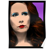 Donna Noble Pop Art Poster