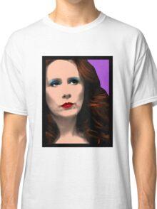 Donna Noble Pop Art Classic T-Shirt