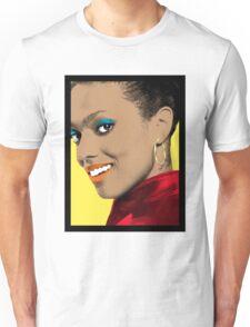 Martha Jones Pop Art Unisex T-Shirt