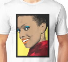 Martha Jones Pop Art Unisex T-Shirt
