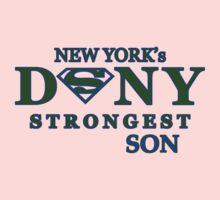 DSNY strongest Son Kids Tee