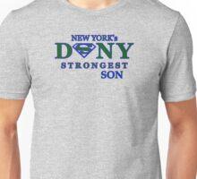 DSNY strongest Son Unisex T-Shirt