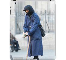 Spanish Nun  iPad Case/Skin