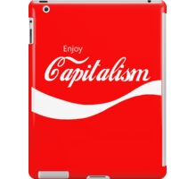 Enjoy Capitalism iPad Case/Skin