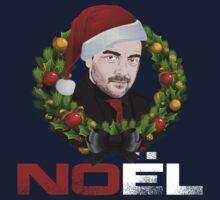 Crowley: NOel by ElocinMuse