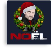 Crowley: NOel Canvas Print