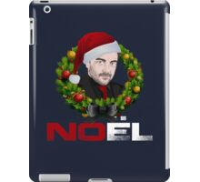 Crowley: NOel iPad Case/Skin
