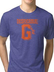 Despicable Gz Tri-blend T-Shirt