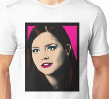 Clara Oswald Pop Art Unisex T-Shirt