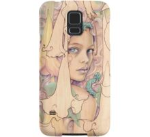 Datura Samsung Galaxy Case/Skin