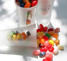 Jelly bean shotz by Janine Paris