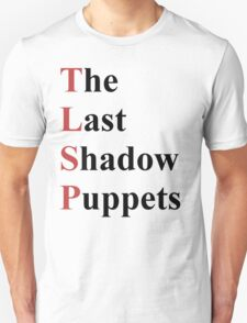 The Last Shadow Puppets T-Shirt