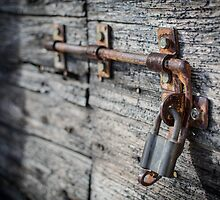Old Lock by marko-stosic