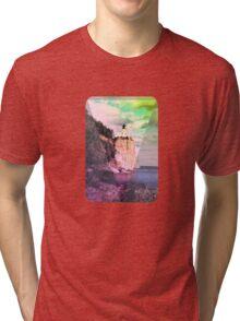 The Lighthouse Tri-blend T-Shirt