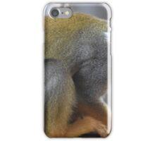 Monkey fun iPhone Case/Skin