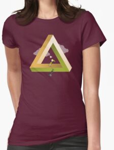 Hyrule Valley Womens Fitted T-Shirt