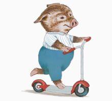 Garth William's Little Pig by Shiloh Longbottom