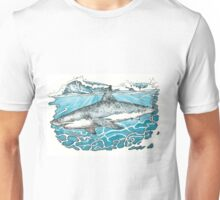 Great White Unisex T-Shirt