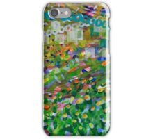 A Look over the Hedge iPhone Case/Skin