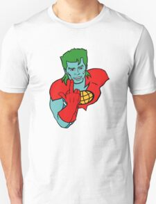 Captain Planet 'Save the Earth' Unisex T-Shirt