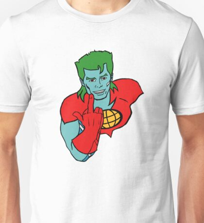 Captain Planet 'Save the Earth' Unisex T-Shirt