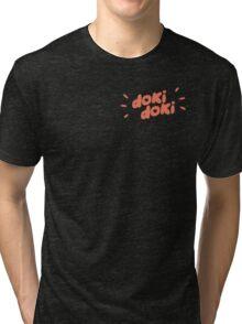 doki doki Tri-blend T-Shirt