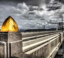 Alsea Bay Bridge  by thomr
