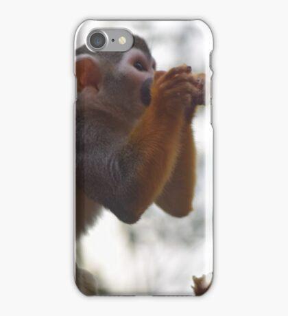 Monkey time 2 iPhone Case/Skin