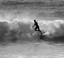 Ballet Surfing by Noel Elliot