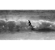 Ballet Surfing Photographic Print