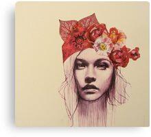 Joelle Canvas Print