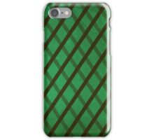 Green Stripes iPhone Case/Skin