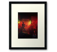 Pierce The Veil 02.12.13 Framed Print
