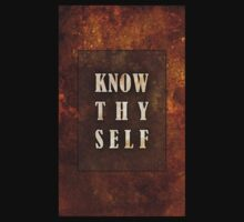 Know Thyself Kids Clothes
